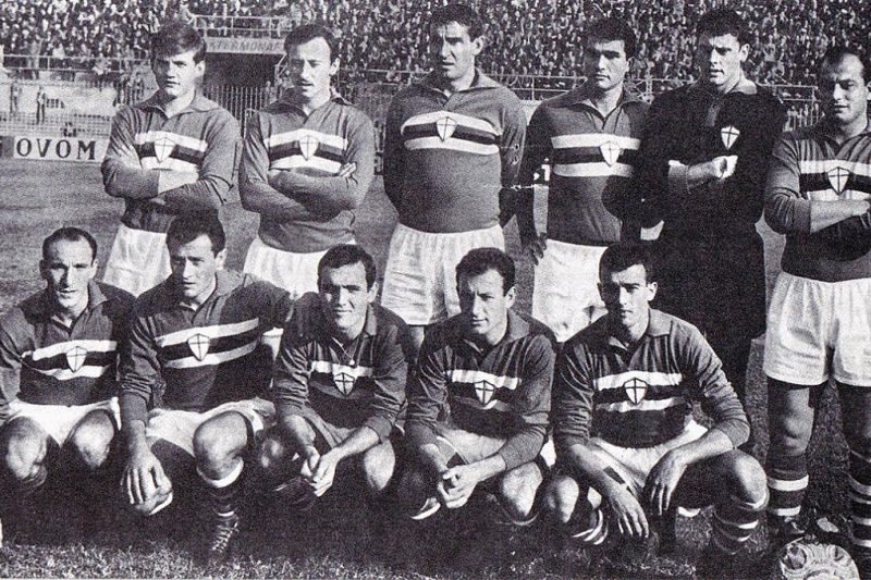 Sampdoria – Stagione 1963/64