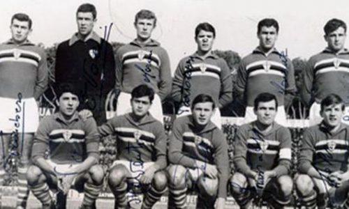 Sampdoria – Competizioni 1957/58