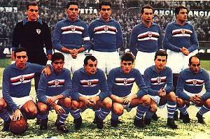 Sampdoria – Partite ufficiali 1958/59