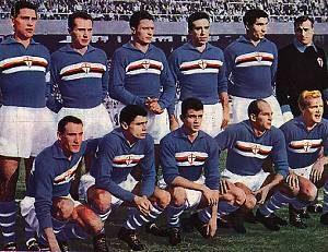 Sampdoria – Partite ufficiali 1959/60