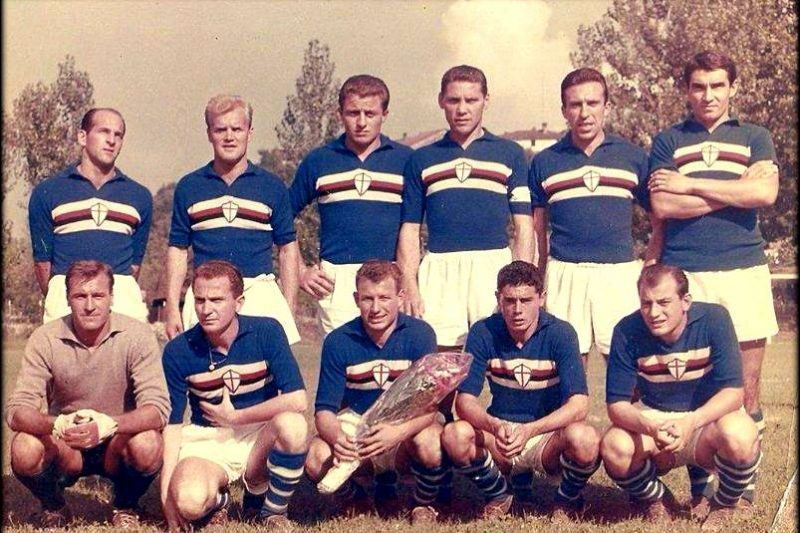 Sampdoria – Stagione 1959/60