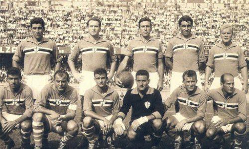 Sampdoria – Competizioni 1961/62