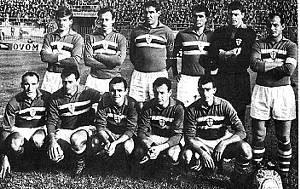 Sampdoria – Competizioni 1963/64