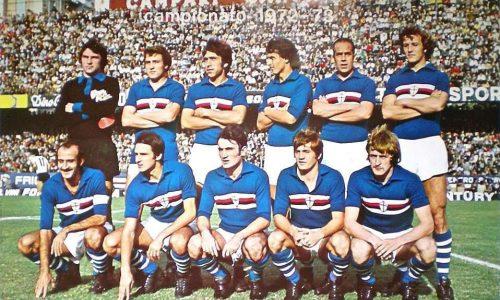 Sampdoria – Stagione 1972/73