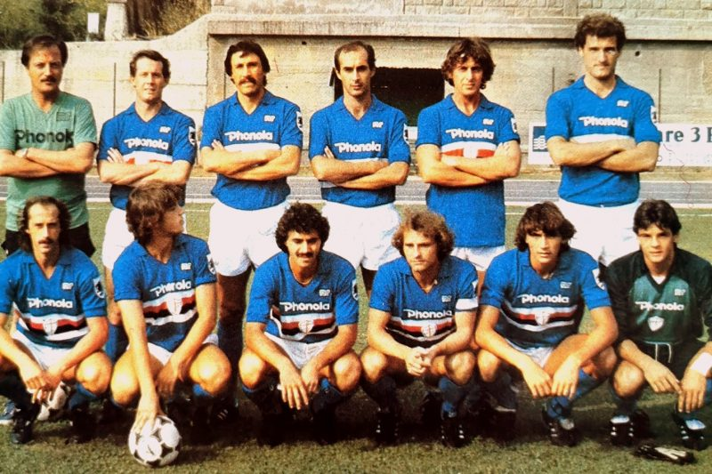 Sampdoria – Stagione 1982/83