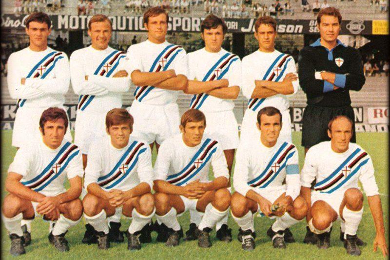 Sampdoria – Stagione 1969/70