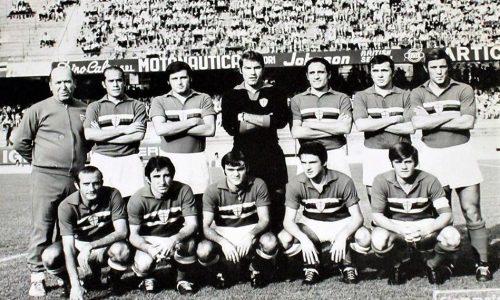 Sampdoria – Stagione 1970/71