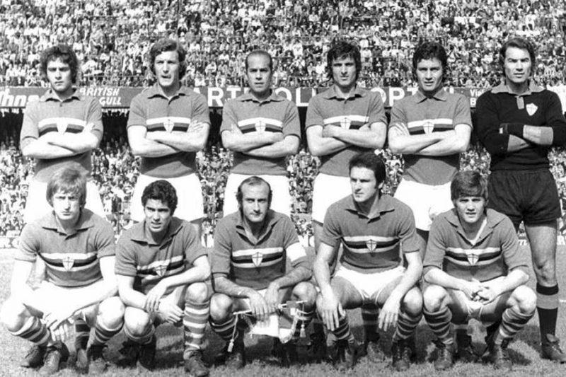 Sampdoria – Stagione 1971/72