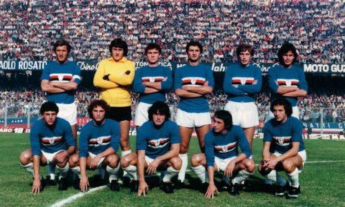 Sampdoria – Partite ufficiali 1978/79