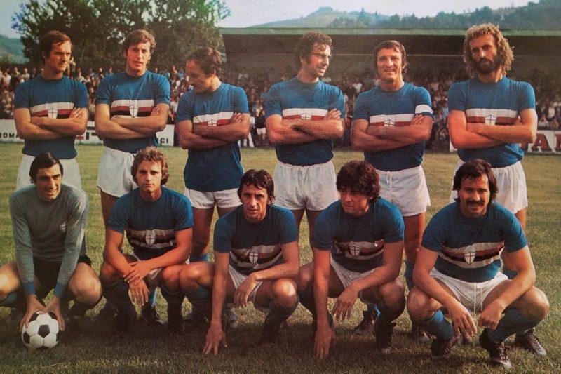 Sampdoria – Partite ufficiali 1976/77