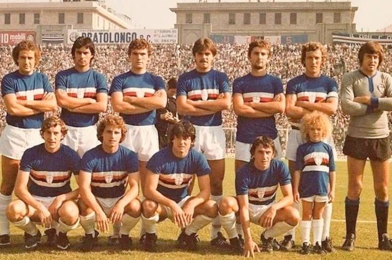 Sampdoria – Stagione 1978/79