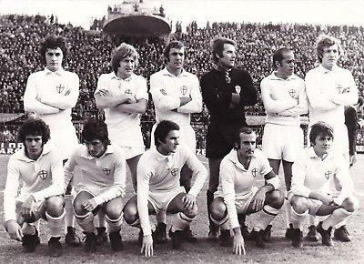 Sampdoria – Partite ufficiali 1971/72