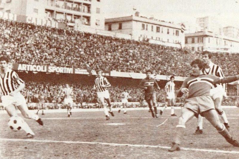 Sampdoria – Partite ufficiali 1970/71