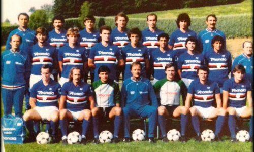 Sampdoria – Stagione 1983/84
