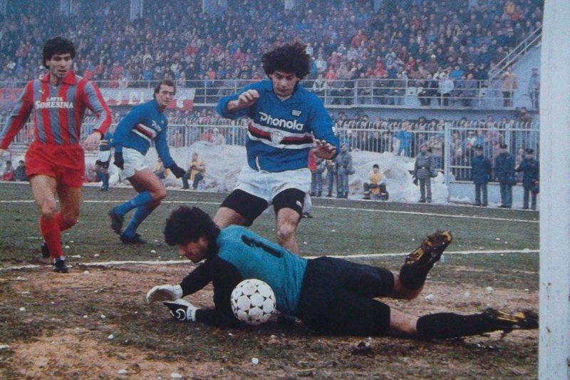 Sampdoria – Partite 1984/85 (Dicembre-Gennaio)