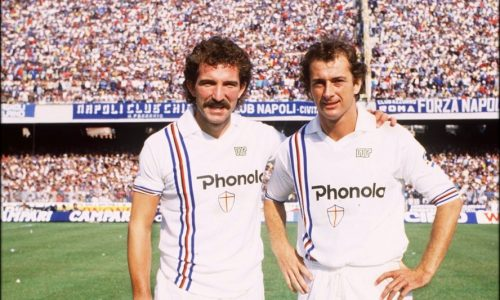 Sampdoria – Partite 1984/85 (Agosto-Settembre)