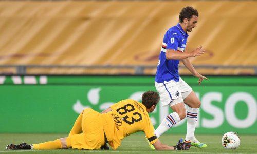 Roma-Sampdoria 2-1: commento e pagelle