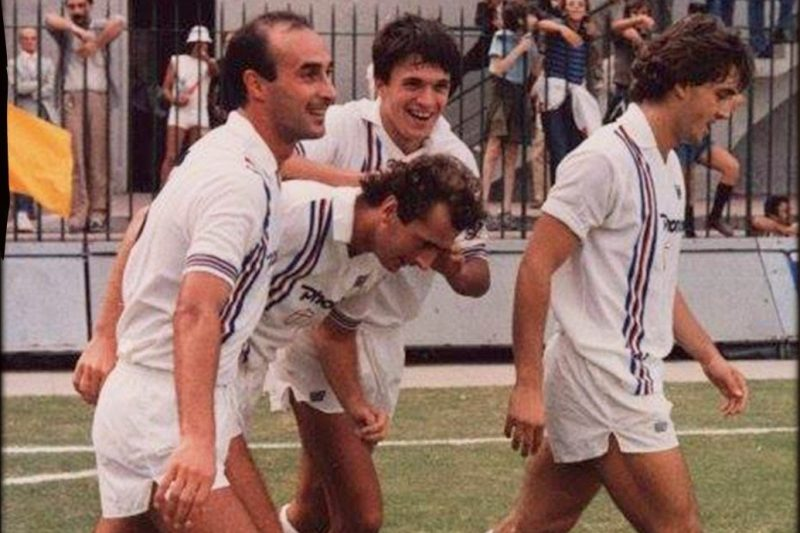 Sampdoria – Partite 1983/84  (Agosto/Settembre)