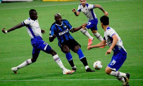 Inter-Sampdoria 2-1: commento e pagelle