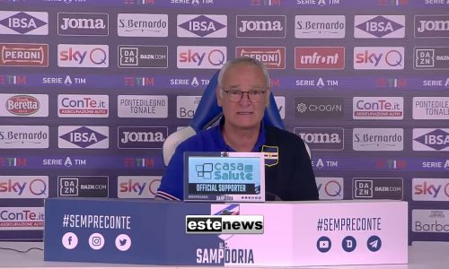 Sampdoria-Bologna 1-2: video di azioni e interviste