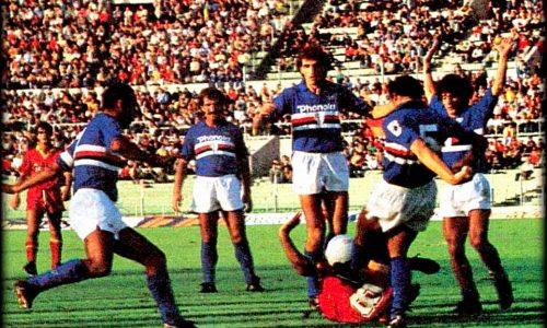 Sampdoria – Partite 1984/85 (Ottobre-Novembre)