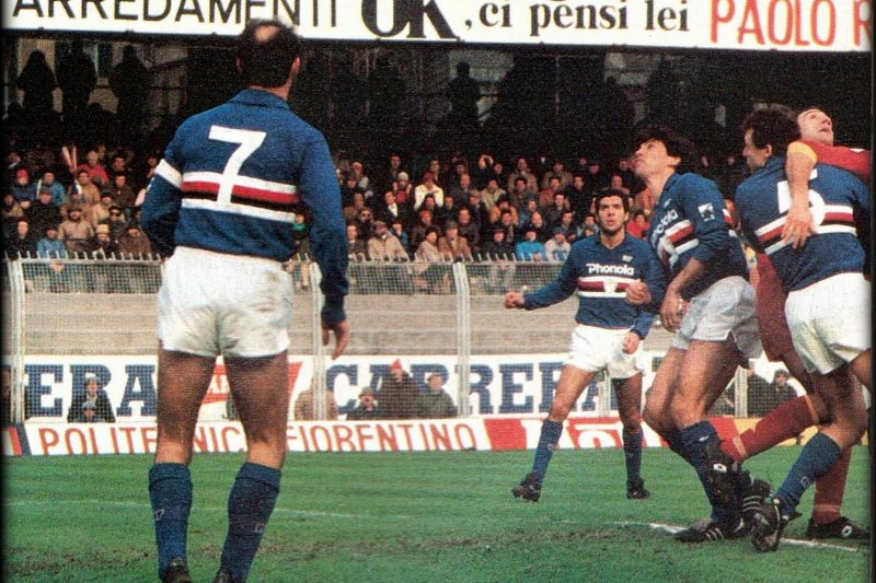 Sampdoria – Partite 1984/85 (Febbraio-Marzo)