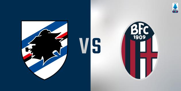 Sampdoria-Bologna: conferenze, convocati e formazioni