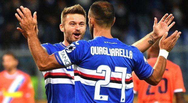 Precedenti di Sampdoria-Spal (1946-2019)