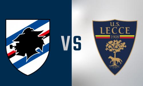 Lecce-Sampdoria: conferenze e probabili formazioni
