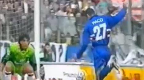 Precedenti di Parma-Sampdoria (1946-1999)