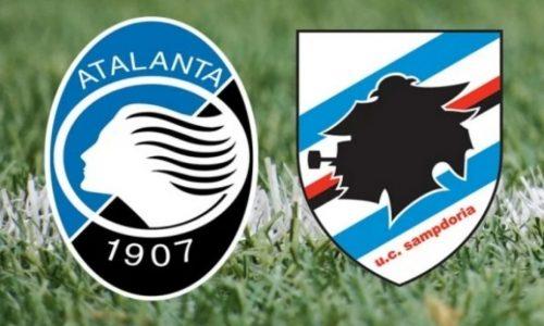 Atalanta-Sampdoria: conferenze e formazioni ufficiali