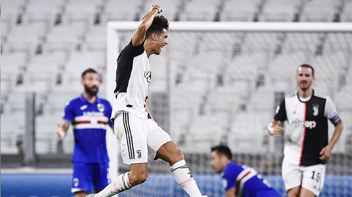 Juventus-Sampdoria 2-0 (commento e pagelle)