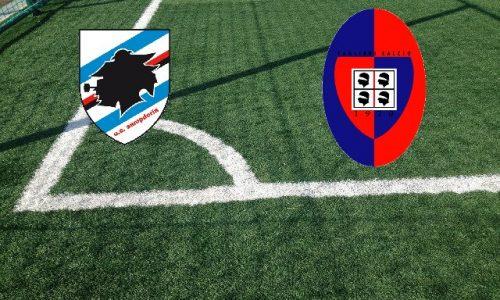 Sampdoria-Cagliari: formazioni ufficiali e conferenze