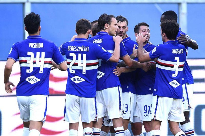 Sampdoria-Spal 3-0: commento e pagelle