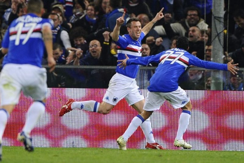 Precedenti di Sampdoria-Genoa (2000-2020)