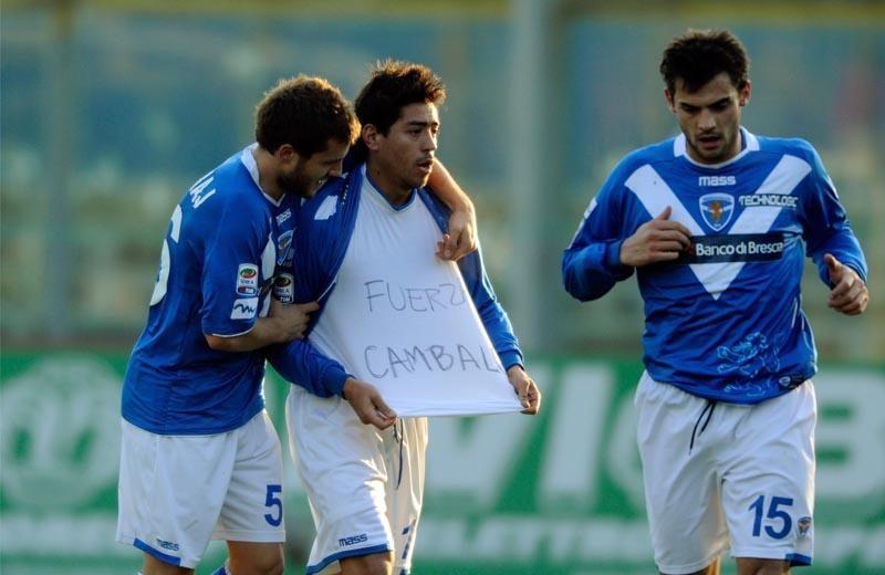 Precedenti di Brescia Sampdoria (1946-2019)