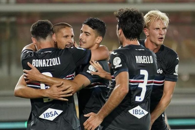 Lecce-Sampdoria 1-2: commento e pagelle
