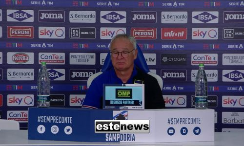 Sampdoria-Genoa 1-2: video di azioni e interviste
