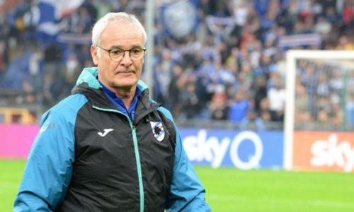 Classifica con Claudio Ranieri: la Samp sale ancora