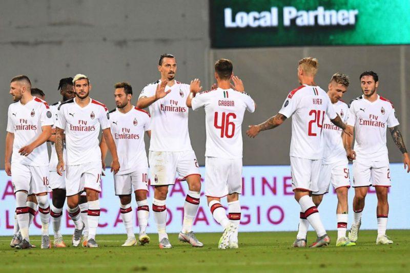 Analisi sul Milan (prossima avversaria)