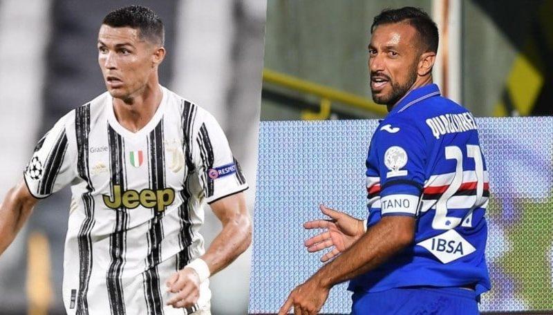Juventus-Sampdoria: probabili formazioni e conferenze