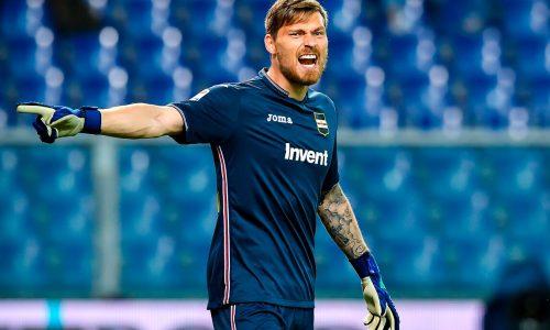 Vid Belec (Sampdoria 2018-2019)