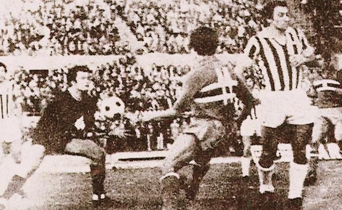 Precedenti di Juventus-Sampdoria (1960-1979)