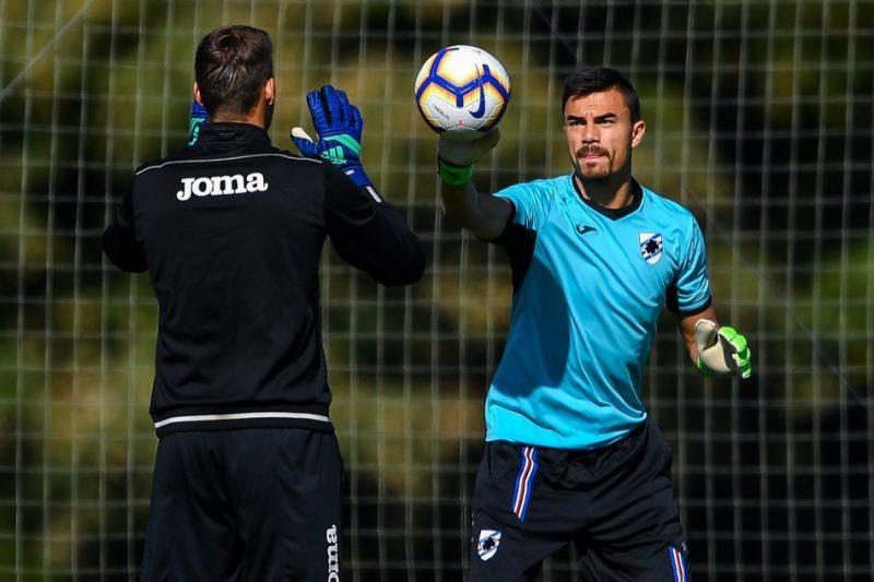 Sampdoria 2020/21: i portieri