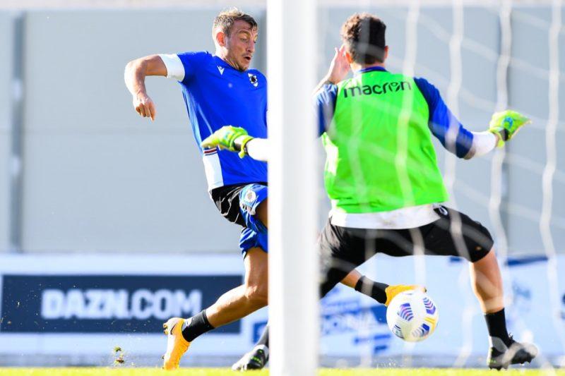 """Sampdoria-Sampdoria """"Primavera"""" 9-1 (amichevole)"""