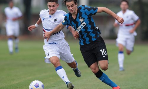 Primavera: Inter-Sampdoria 3-0 nell'esordio