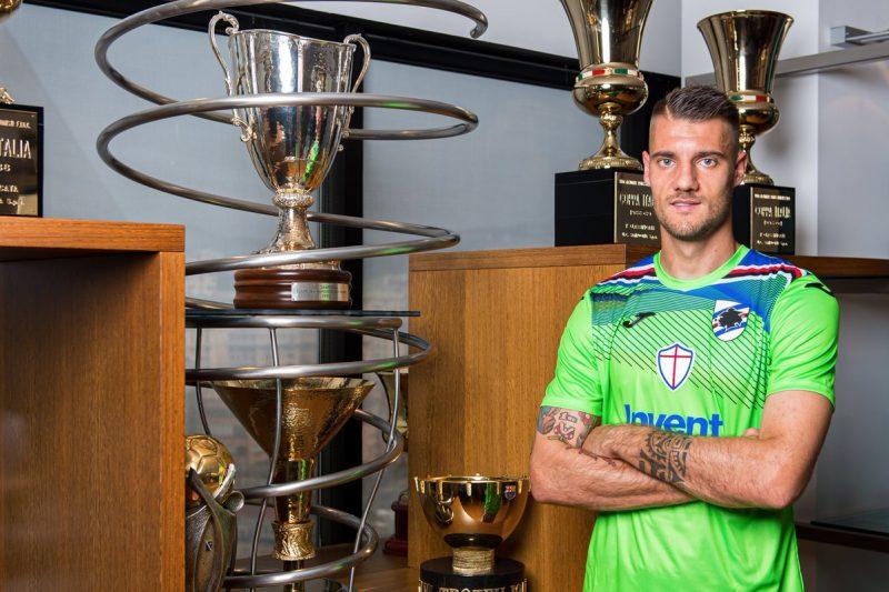 Andrea Seculin (Sampdoria 2019/20)