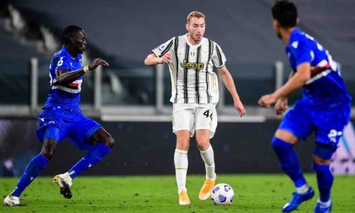 Juventus-Sampdoria 3-0: video di azioni e interviste