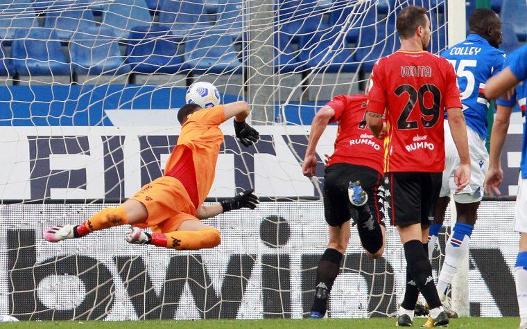 Sampdoria-Benevento 2-3: commento e pagelle