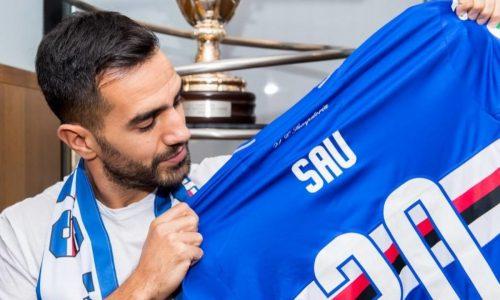 Marco Sau (Sampdoria 2019)